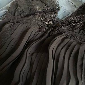 Black Nighty Lingerie [M]